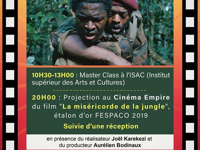 Cinéma: ''La Miséricorde de la Jungle'' àDakar