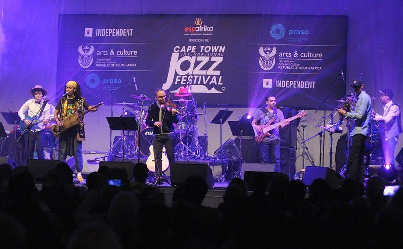 Musique Afro-jazz : Hicham Telmoudi, un véritable ambassadeur de la culturemarocaine