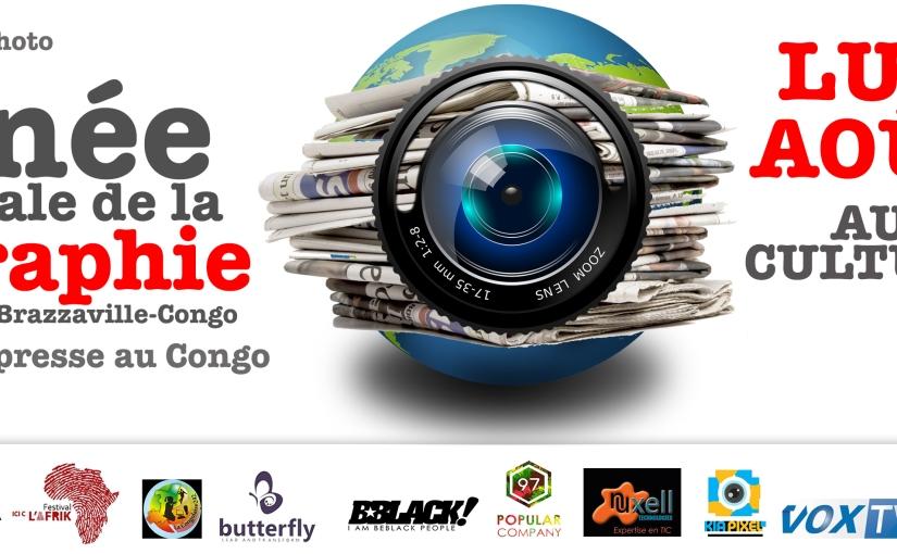 Célébration de la Journée Internationale de Photographie par Mbongui ArtPhoto