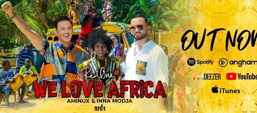 RedOne rend hommage au continent africain