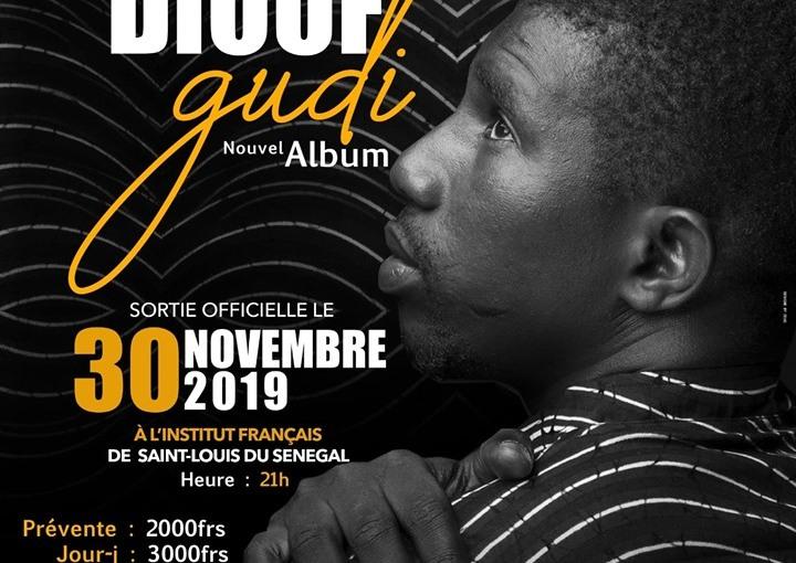 Découverte: Ndary DIOUF, La Voix d'or Saint –Louisienne