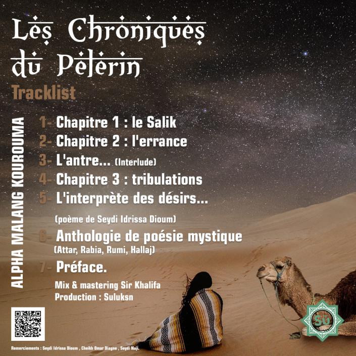 Les Chroniques du Pelering tracklist (1)