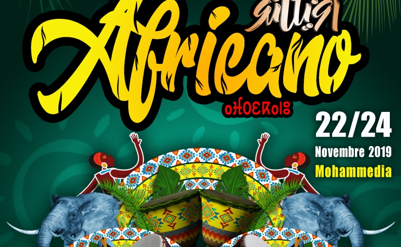 Mohammedia va abriter bientôt la quatrième édition du festivalAFRICANO
