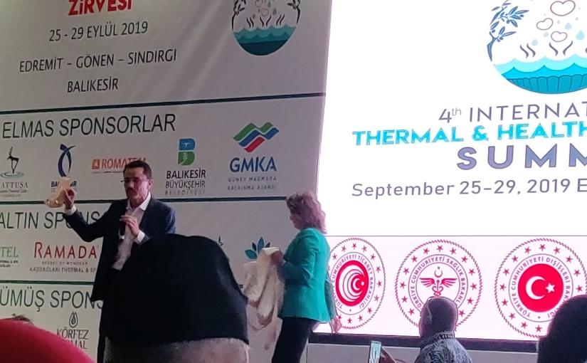 Turquie, Destination phare pour le tourisme thermal etmédical