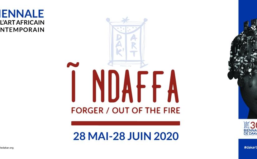 «Ĩ Ndaffa» pour les 30 ans duDak'Art