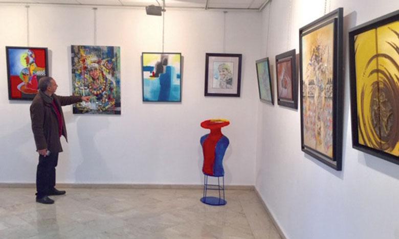 Exposition nationale des arts plastiques: Casablanca rend hommage à MalikaAgzenay