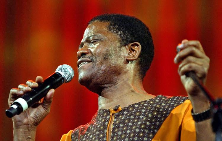 Le fondateur de Ladysmith Black Mambazo, Joseph Shabalala, estdécédé