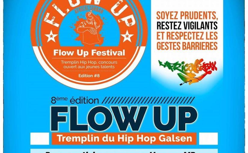 Flow up 2020 : 1088 rappeurs vont se disputer 5 millionsCfa