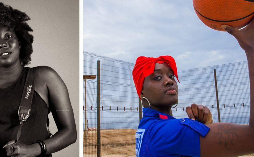 The Keeper Digital Archive: Ina Thiam, représentant Sénégal et Afrique del'ouest